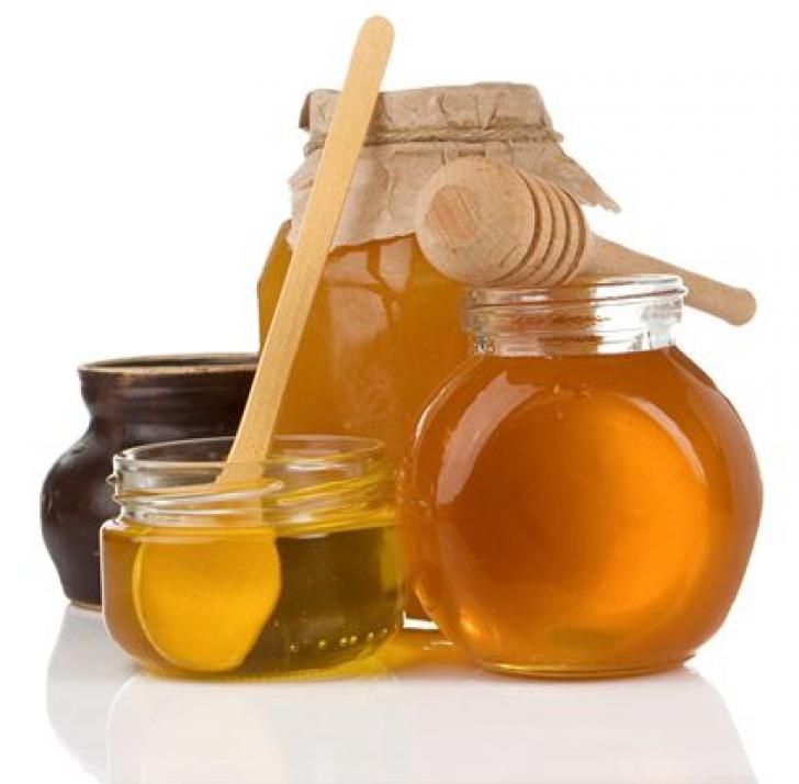 Ассорти - 4 вида меда по 1 литру - 1100 руб. (вместо 1500 руб.)